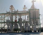 10TPH livestock feed plant in Oman