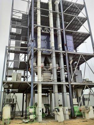 Проект завода по производству кормов для птицы 4 тонны в Кении