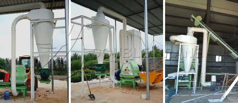 feed plant cyclone project