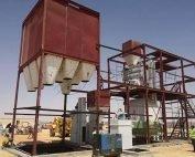 5TPH animal feed manufacturing plant Oman
