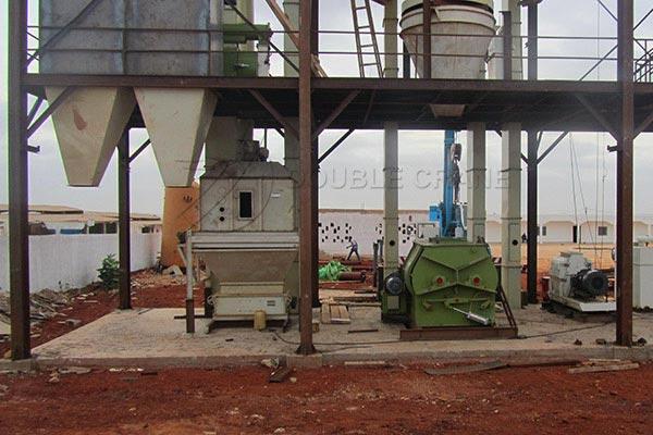 animal feed manufacturing plant senegal
