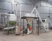 500kg small scale animal feed plant