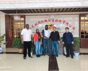 Special Envoy of Senegal visited Double Crane Machinery