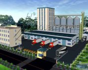turnkey feed factory project china